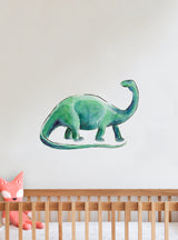 Dinosaur Fabric Wall Decal - Raewyn Pope Illustration
