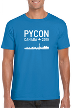 Load image into Gallery viewer, Pycon Canada 2019 Conference T-shirt