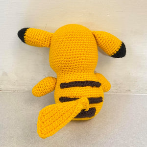 Pikachu Crochet Toy