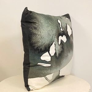 Cushion - Monochrome Splash
