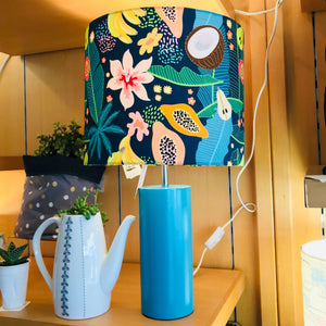 Custom Lamp Shade only - Fruit Salad
