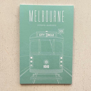 Melbourne Landmark Post Cards