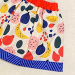 Cotton Skirt - FRUIT SALAD