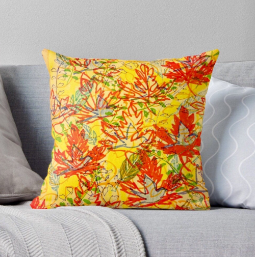 Digitally Printed Cushions