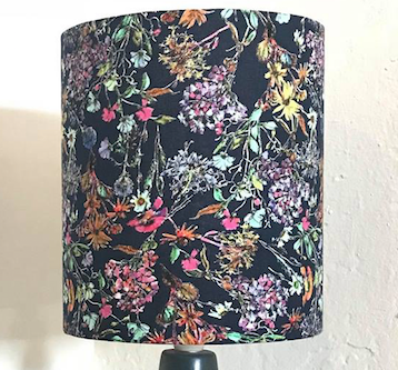 Custom Lamp Shade only - Liberty Floral