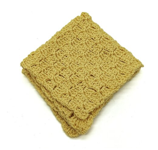 100% cotton Face Wash Cloth