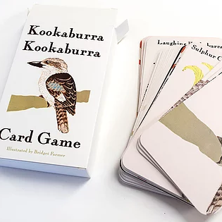 Kookabura Kookaburra Card Game