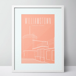 Williamstown Beach Dressing Pavilion Limited Edition Prints