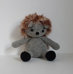Hedgehog Crochet Toy