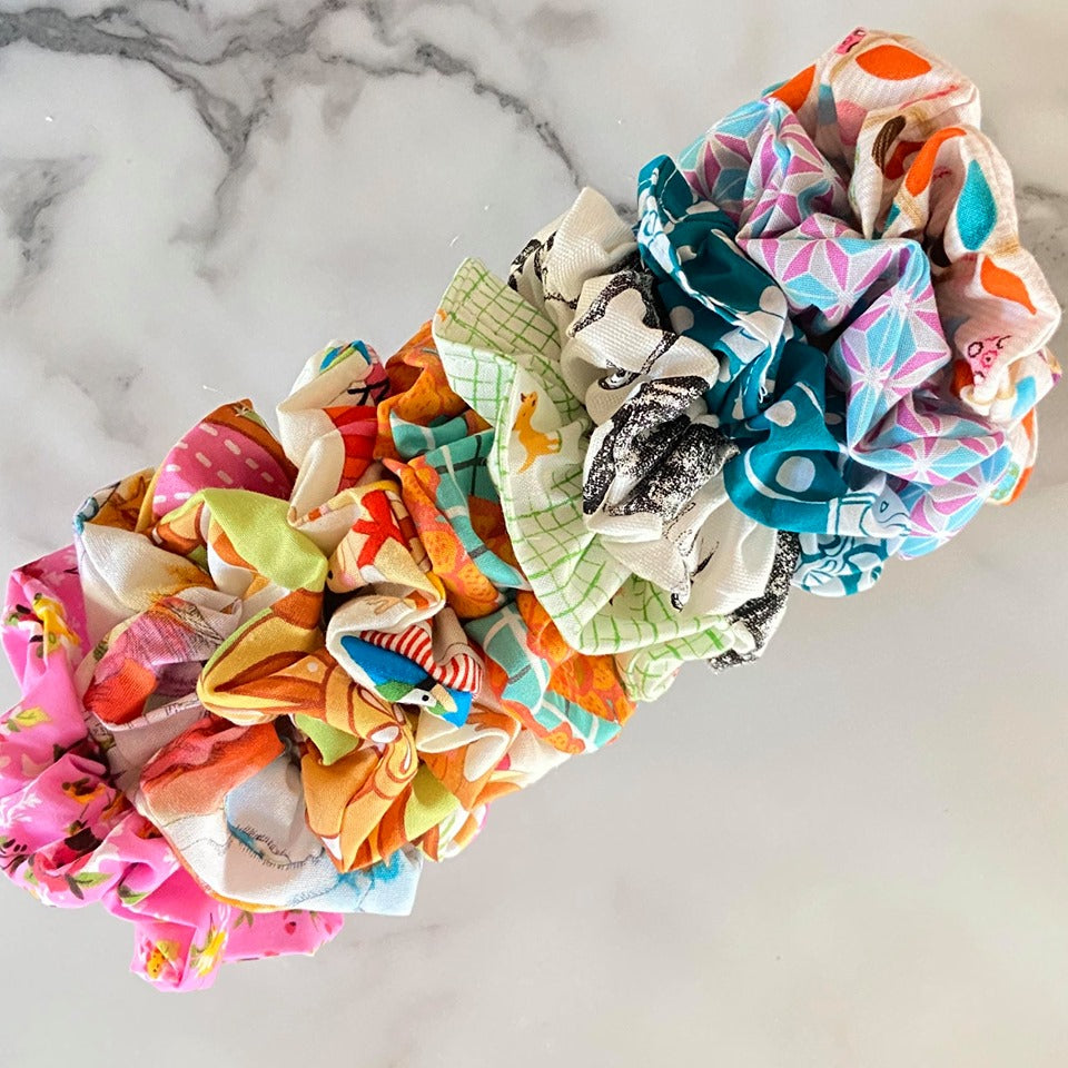 Scrunchies - 3 pack