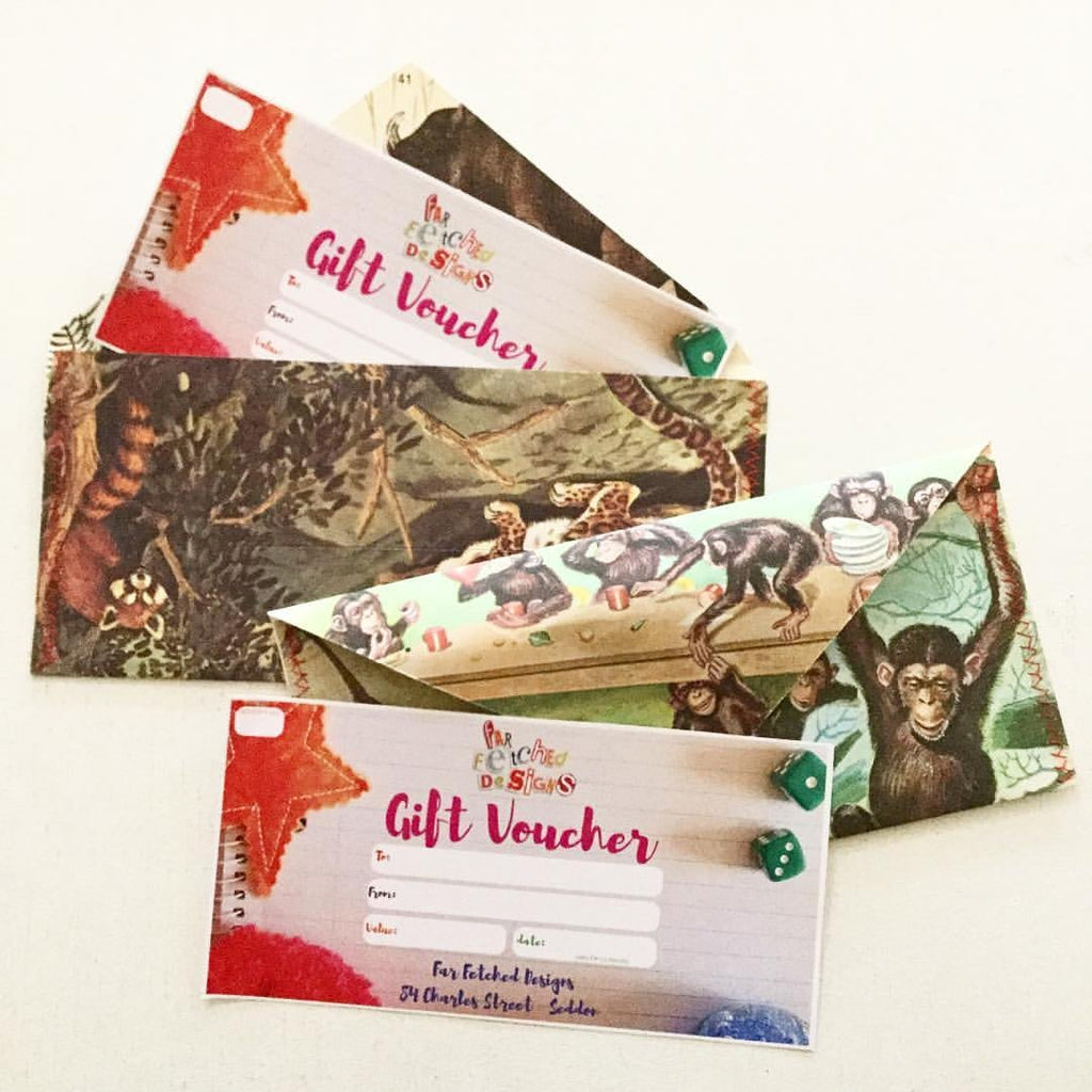 Far Fetched Designs Gift Voucher