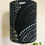 Custom Lamp Shade only - Marimekko Patterned Hills