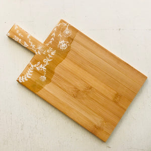 Boho Paddle Serving Board Platters