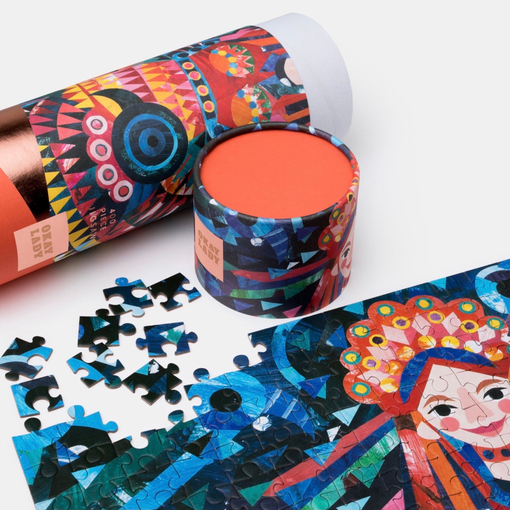 Mindful Jigsaw Puzzle - Night Dancer