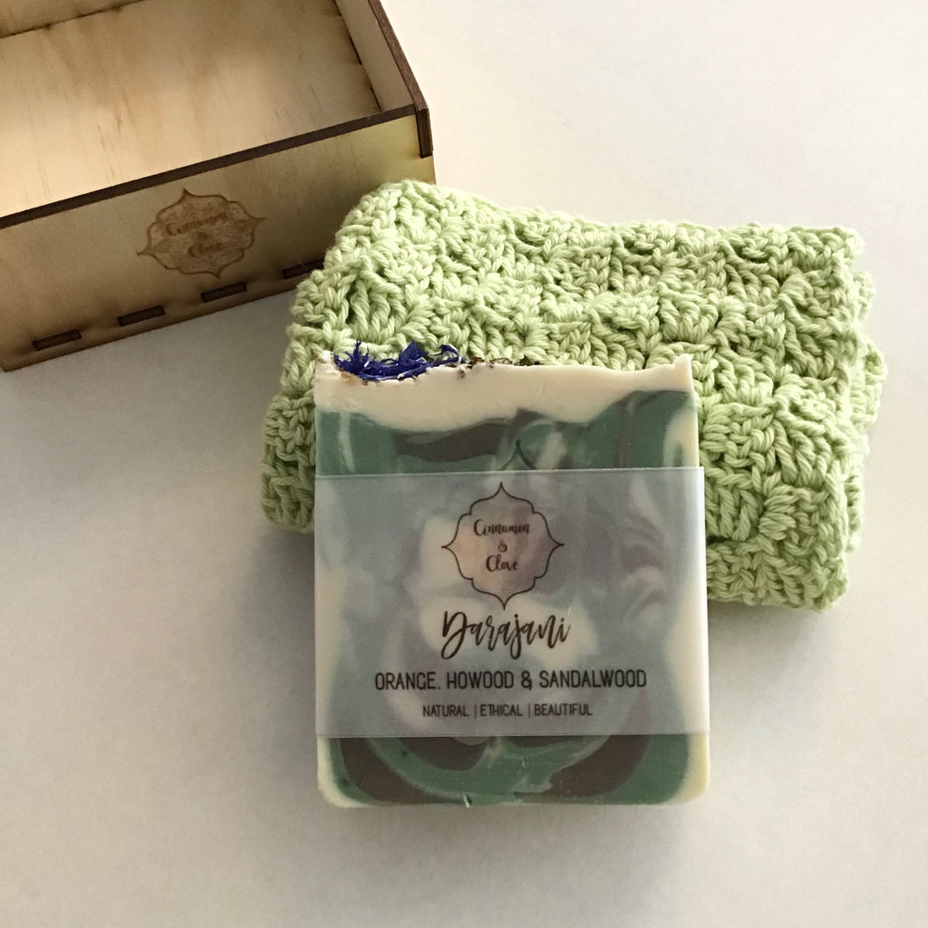 Artisan soap gift pack
