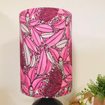 Custom Lamp Shade only - Pink Gum Blossom