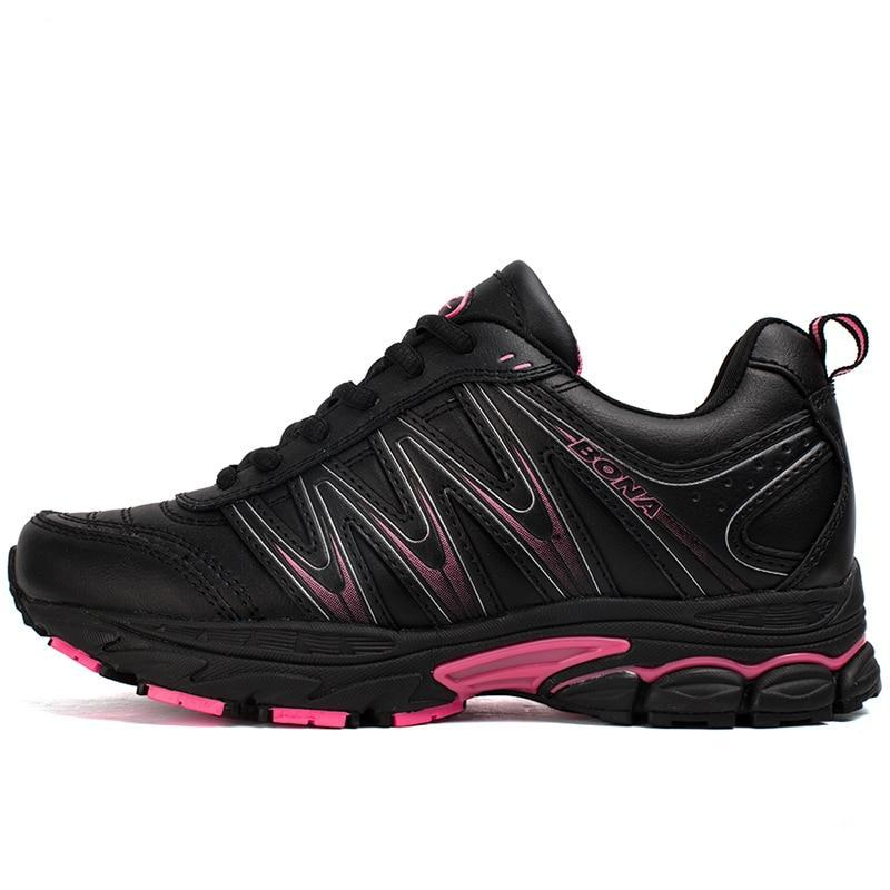 Lace Up Sport Shoes For Women - athleisurebest.com