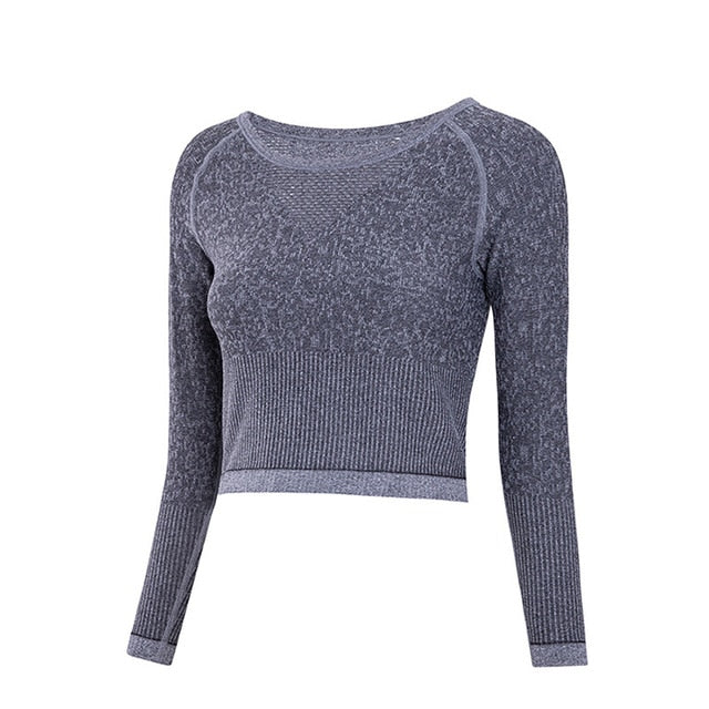 Long Sleeve Sports Tops for Women - athleisurebest.com