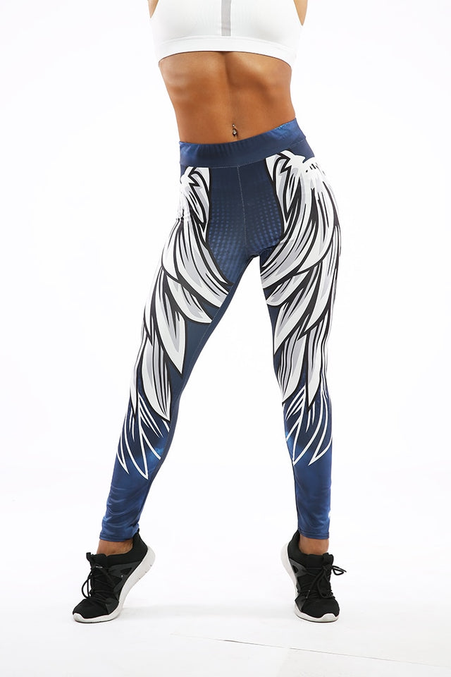 push up sporting fitness legging - athleisurebest.com
