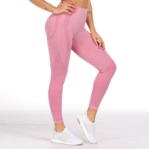 Tummy Control Yoga Leggings - athleisurebest.com