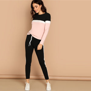 Casual Two Piece Yoga Sets for Women - athleisurebest.com