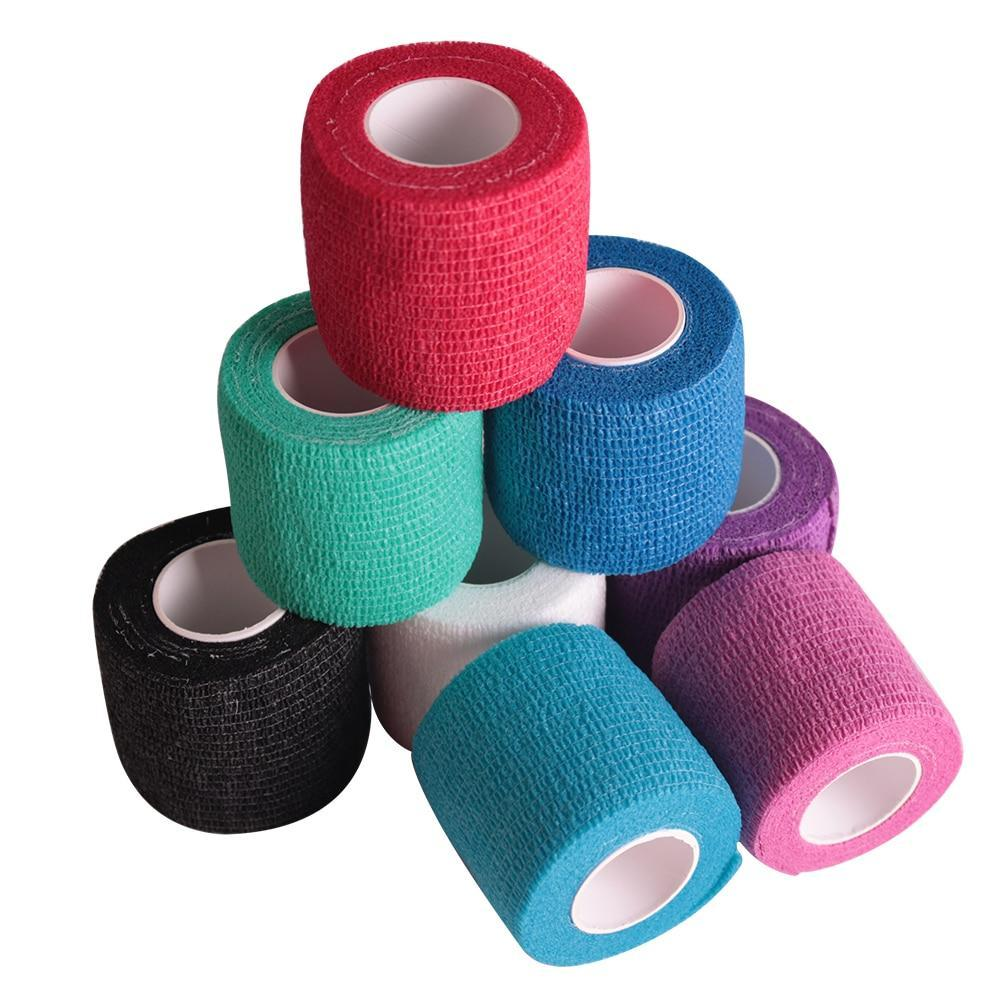 Colorful Elastic Bandage for Knee Protect - athleisurebest.com