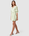 Charlie Holiday DRESSES Charlotte Wrap Dress