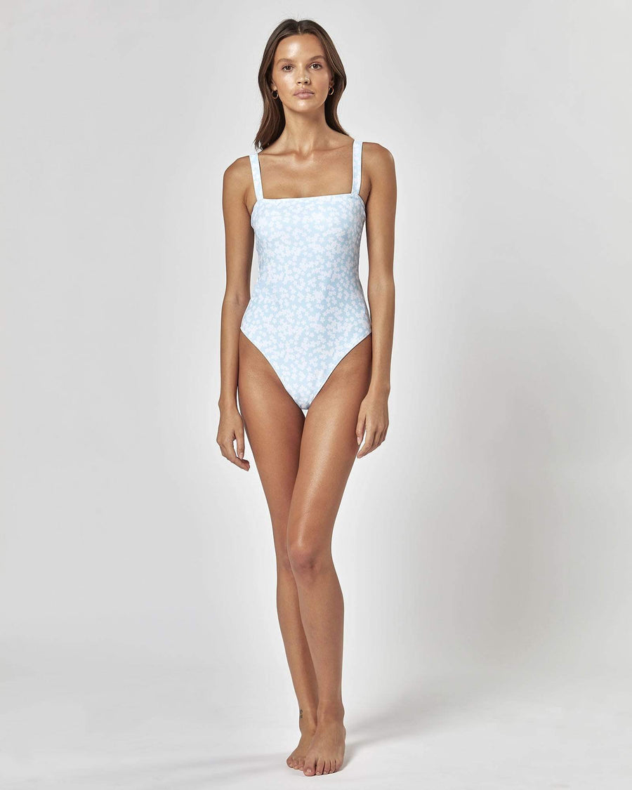 Charlie Holiday FULL PIECES Darcy One Piece