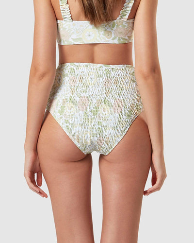 Charlie Holiday SWIM Newport Smocked Brief