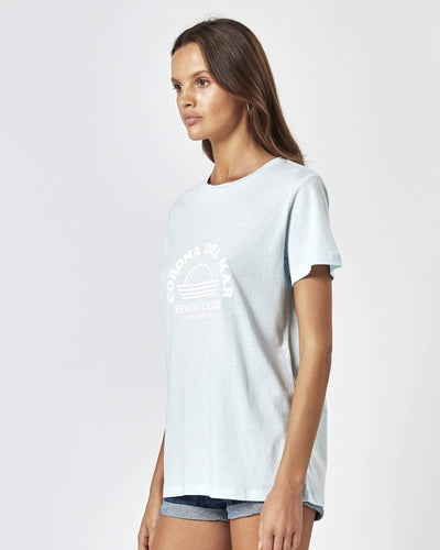 Charlie Holiday TEES & TANKS Beach Club Everyday Tee