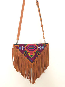 JOURNEY CLUTCH- MAROON RIVER