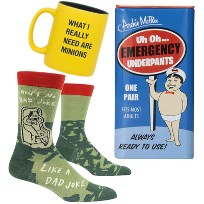These Funny Father's Day Gifts Will Make the Occasion Fun and Memorable