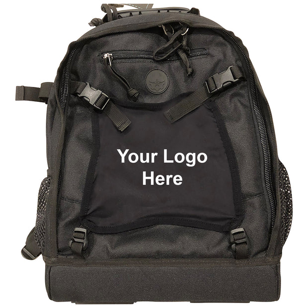 Engineer's Backpack Logo Placement