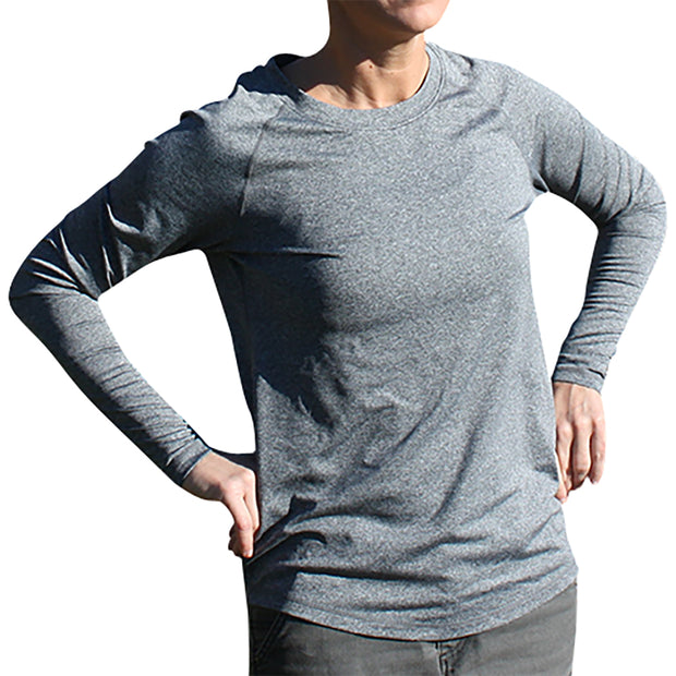 Womens UPF Protective Long Sleeve