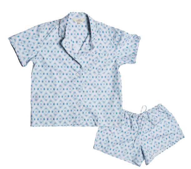Bindu Women's PJ Short Set - Sotre Collection