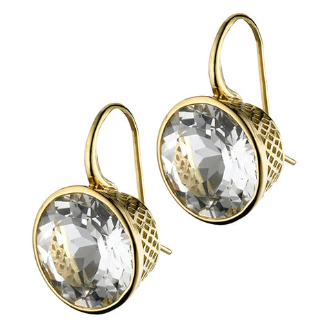 Medium Crownwork Earrings