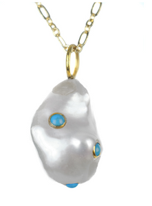Fiji Pearl Necklace - Sotre Collection
