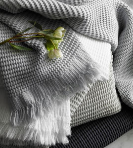 Kiran Waffle Weave Bath Turkish Towels - Sotre Collection
