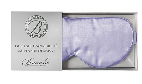 Branche Weighted Silk Eye Mask - Sotre Collection