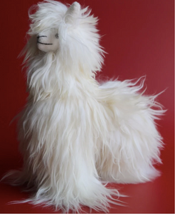 Jumbo Furry Llama - Sotre Collection