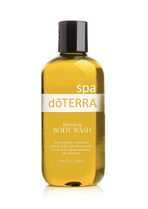 Doterra Spa Refreshing Body Wash - Sotre Collection
