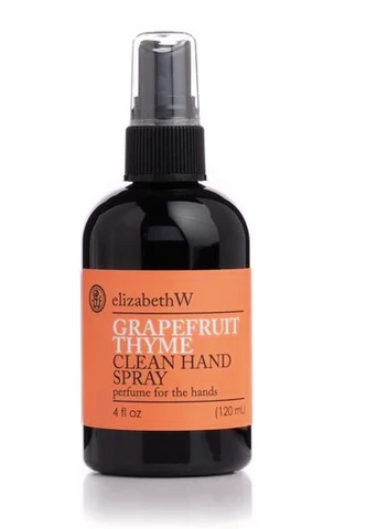 Grapefruit- Thyme Clean Hand Sanitizing Spray - Sotre Collection