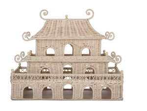 Rectangular Pagoda - Sotre Collection