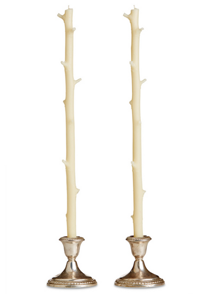 Hemlock Stick Candles