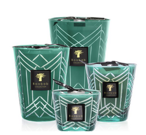 Baobab High Society Gatsby Candle