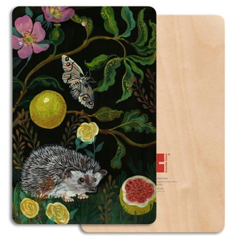 Hedgehog Cutting Board