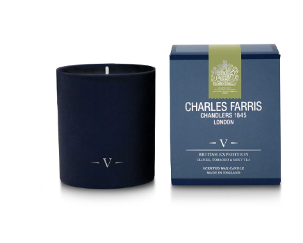 Charles Ferris British Expedition Candle