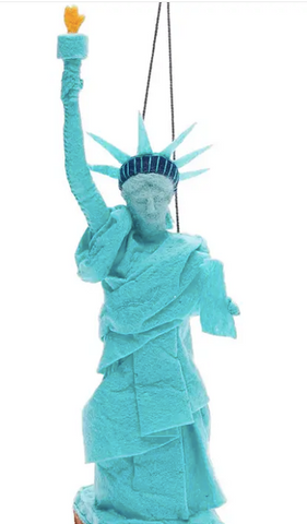 Stature of Liberty Ornament