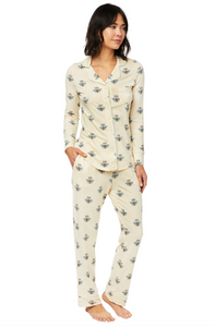 Queen Bee Long-Sleeved Pajama