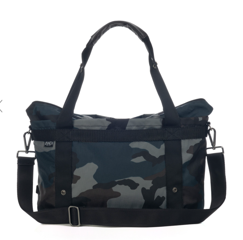 Small Ink Camo Versatile Bag